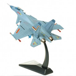 Alloy-Diecast-fighter-Model-1-72-Miniature-Armed-Helicopter-with-Rockets-Collection-gift-Toys